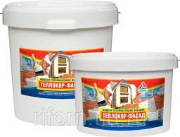 Теплокор-Фасад — жидкая теплоизоляция фасадов
