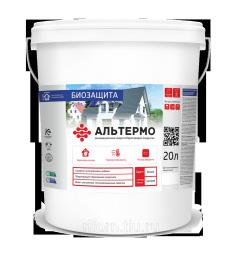 АЛЬТЕРМО «Биозащита» (Энергосберегающая жидкая термоизоляция)
