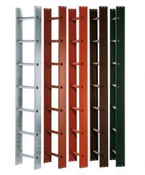 Лестница (кровельная) алюминиевая для работы на крыше (пр-во Германии).