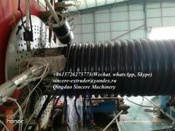 Линия для производства KRAH трубы 300-4000мм, SN2-SN32
