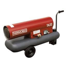 Тепловая пушка прямого нагрева на жидком топливе TA 22