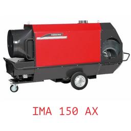 Тепловая пушка непрямого нагрева с надстроенной горелкой универсальная IMA 150 AX
