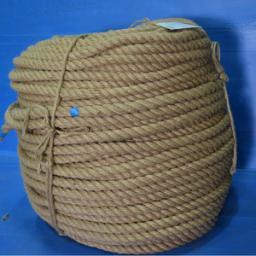 Канат джутовый диаметр 22 - 32 мм