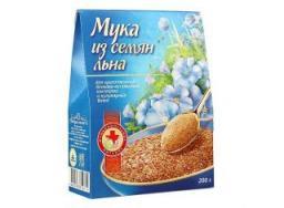 Мука из семян Льна, 200 гр.