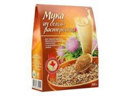 Мука из семян Расторопши, 200 гр.