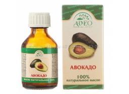 Авокадо косметическое масло, 25 мл.