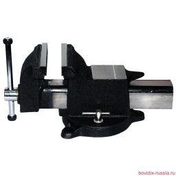 Слесарные тиски 125 мм Bovidix