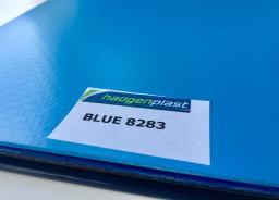 Плёнка лайнер для бассейна Agam Blue 8283