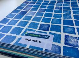 Плёнка для отделки бассейнов Shapir 6