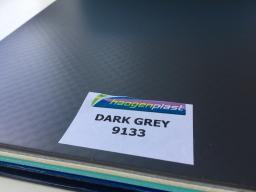 Плёнка для чаши бассейна Dark grey 9133