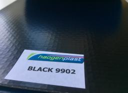 ПВХ ткань для бассейнов Black 9902