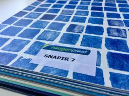 Плёнка для каркасных бассейнов Shapir7