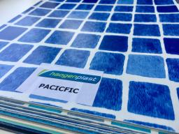 Плёнка пвх для бассейнов Pacific