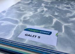 Плёнка пвх для бассейнов Galit 5