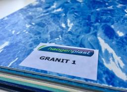 Плёнка пвх для бассейнов Granit 1