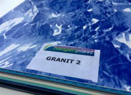 Плёнка пвх для бассейнов Granit 2