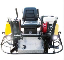 Двухроторная затирочная машина по бетону Grost ZMD-750 (Honda)