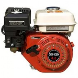Двигатель бензиновый GX 120 вал 19 мм