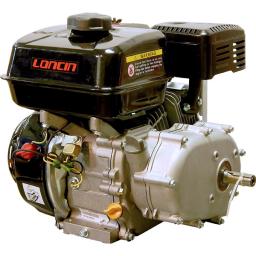 Двигатель Loncin G160F-B (U тип)