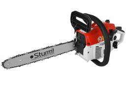Бензопила Sturm! GC9937B, 1800 Вт, 405 мм, легкий старт! Тормоз цепи!, праймер, шаг цепи 0,375 дюйма