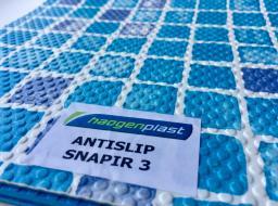 Плёнка для бассейна мозаика антислип Shapir 3