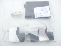 Комплект 3 клемм. 35-240 кв.мм+ 2 раздел.пол. для NSX400/630 SchE LV432481