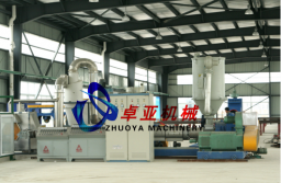 Линия по производству нанесения ВУС изоляции на стальные трубы