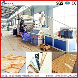 Оборудование для производства панелей пвх мрамора