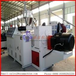 Оборудование для производства корковых вспененных плит из ПВХ