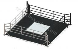 Ринг напольный 6х6м