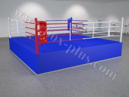 Боксерский ринг,(ваши размеры) на подиуме (ваши размеры)