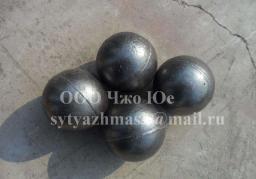 Мелющие шары для шаровых цементных мельниц, Cr10-13, Cr17-19