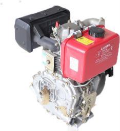 Двигатель LIFAN C186FD-A, вал 25 мм, дизель
