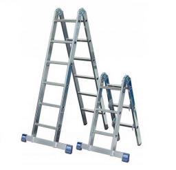 Алюминиевая Лестница Трансформер T210 10Х2