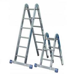 Алюминиевая Лестница Трансформер T205 5Х2