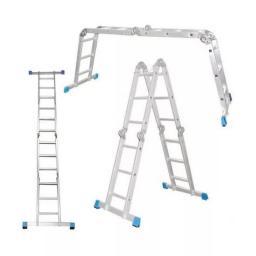 Алюминиевая Лестница Трансформер TL 4034 2Х3 + 2Х4