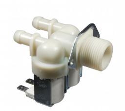 Электроклапан 2Wx180 Универсальный. Двойной прямой вых 12мм.