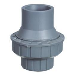 Обратный клапан пластиковый пвх 63