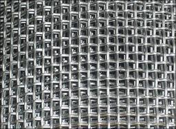 Сетка тканая нержавеющая 12Х18Н10Т, ГОСТ 3826-82