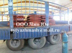 плиты дробящие СМД 118