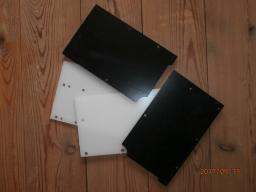 Листовой пластик от 2 до 30 мм