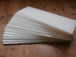Листы ПНД, ПВД толщина 2 - 30 мм.