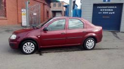 Прокат автомобиля \аренда посуточно Renault Logan