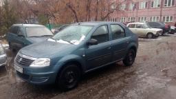 Аренда такси под выкуп Renault Logan с пробегом