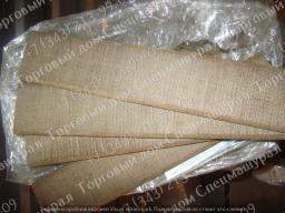 Вкладыши текстолитовые БМ-302Б-09-50-011-01 для БМ-302