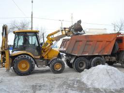 Чистка, уборка, вывоз снега, строительного мусора в Домодедово