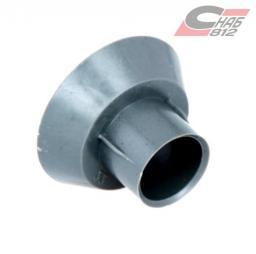 Конус для трубы ПВХ, внутр. d=22 мм