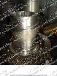 Втулка в сборе с комплектом шестерен БМ-302Б.09.50.100 СБ для БКМ-317