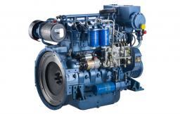 судовой двигатели