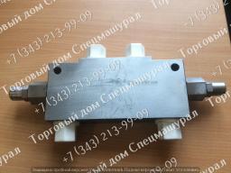 Гидрозамок на опоры для бурильной машины БМ 831, БМ 811